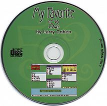 My Favorite 52 (CD)