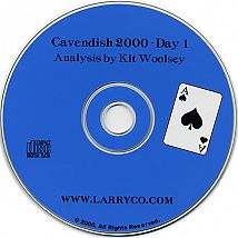 Cavendish 2000 -- Day 1