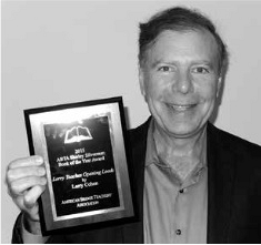 Larry's Award from the ABTA Best Bridge Book 2014