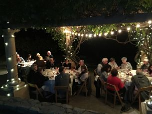 Farewell Dinner at Ojai Valley Inn & Spa