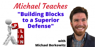 Michael Teaches Building Blocks Defense Opening Lead Analysis (Webinar Recording aired 2/19/21)