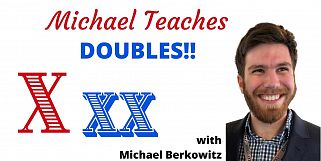Michael Teaches Doubles - Responding to the Takeout Double (Webinar Recording aired 3/26/21)