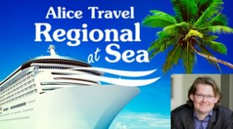 Regional at Sea with Gold Points!
