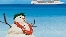 Larry's Holiday Teaching Cruise!