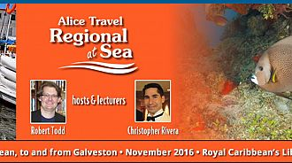 Nov 13-20, 2016 Regional At Sea