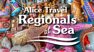 January 29 - February 5, 2017 Regional at Sea!