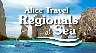 May 10-24, 2017 LUXURY Regional at Sea!