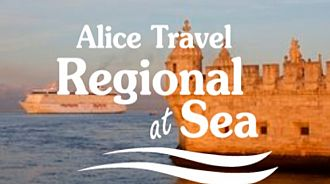 Luxury Regional at Sea with Gold Points!