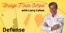 Larry Teaches Interpreting Partner's 3rd Hand Play (Webinar Recording aired 7/9/20)
