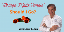 Larry Teaches Should I Go? Part 1 (Webinar Recording aired 11/12/20)