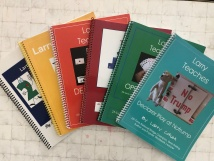 ALL 6 Larry Teaches Workbooks